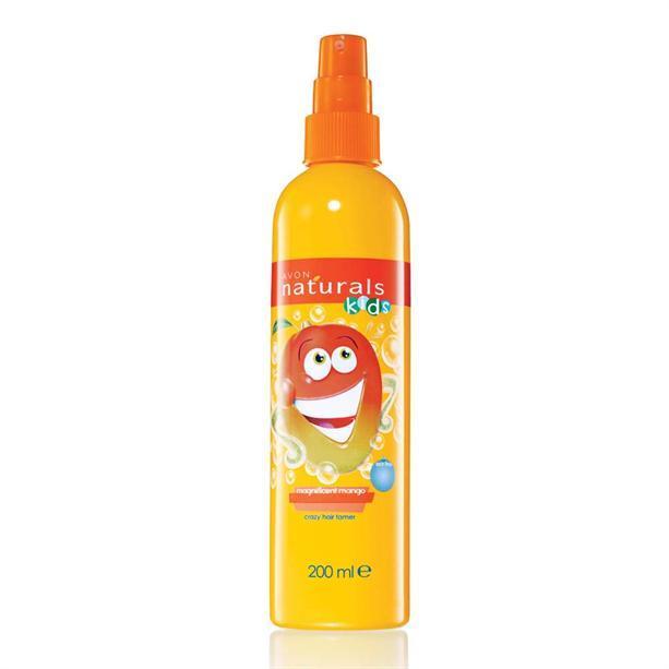 Детский спрей для облегчения расчесывания волос AVON «Игривый манго», 200 мл
