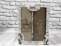 Подарочный набор кухонных полотенец Paris bonjorno № 32495