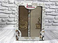 Подарочный набор кухонных полотенец Paris bonjorno № 32496