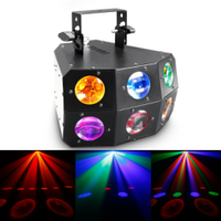 Светодиодный диско прибор DERBY MATRIX