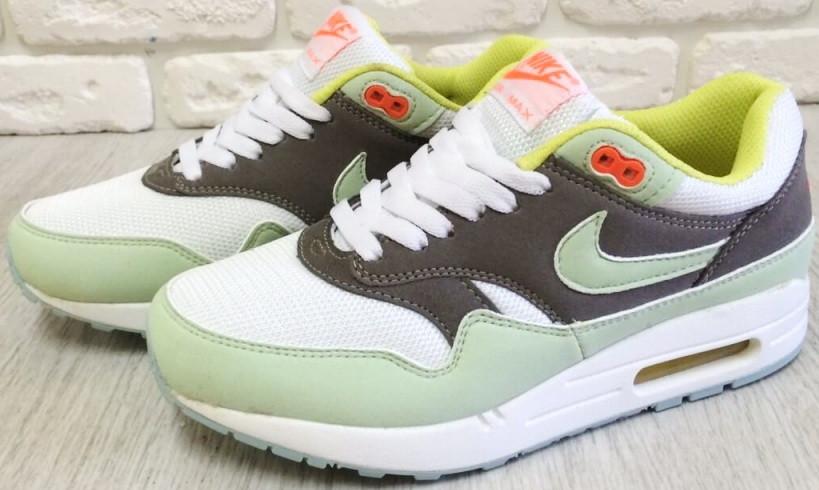 0aa3be0c Кроссовки найк женские Nike Air Max 87 Mint Julep от