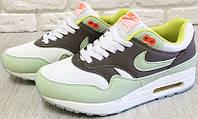 Кроссовки повседневные женские Nike Air Max 87 Mint Julep