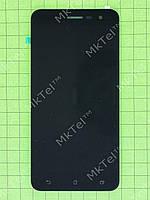 Дисплей Asus Zenfone 3 ZE520KL с сенсором Оригинал элем. Черный