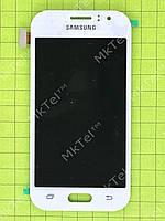 Дисплей Samsung Galaxy J1 Ace J110H с сенсором, TFT матрица Копия ААА Белый