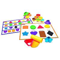 Набор Play-Doh изучаем Цвета и формы