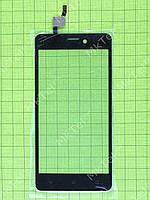 Сенсор Prestigio MultiPhone Muze A5 5502 Duo Оригинал Китай Черный