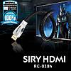 Кабель REMAX Siry HDMI RC-038h, фото 3