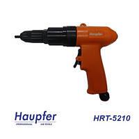 Резьбовой заклёпочник HAUPFER HRT-5210 с быстросменными патронами М6и М8