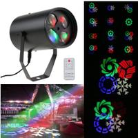 Светодиодный прибор  GOBO FLOWER 4 LED