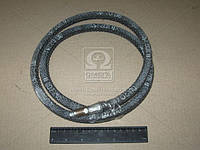 Патрубок радиатора масляный ЗМЗ 402 М14х1,5 8х3,5х1400 (Производство Балаково) 4061-1104126