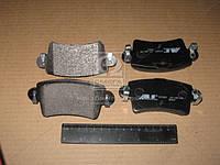 Колодка тормозная OPEL/RENAULT MOVANO/MASTER задн. (производство ABS) (арт. 37289), ADHZX