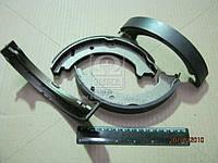 Колодка тормозной барабан. VOLVO 850 задней (Производство ABS) 8925