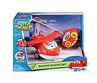 """Радиоуправляемая игрушка """"Супер крылья"""" - Джетт (свет, звук)"""