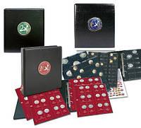 Спеціалізовані альбоми для монет