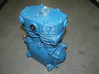 Компрессор 2-цилиндровый без шкива (D 173) КРАЗ, МАЗ повыш. произ-ти (Производство г.Паневежис) 161.3509012-20