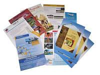 Листовки, плакаты изготовление (предвыборная агитация)
