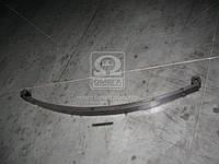 Рессора задней ГАЗ 3302 3-листовая 1566мм с сайлентблок (Производство Чусовая) 3221-2912010-01 с/ш