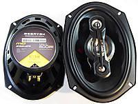 Автомобильная акустика Megavox MD-989-S4 овалы (500W) 3х полосные, фото 1