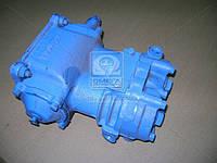 Компрессор 2-цилиндровый МАЗ, К-701, Т 150, КРАЗ (без шкива) (Производство БЗА) 5336-3509012-01
