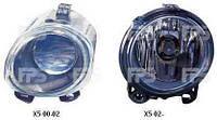 Противотуманная фара левая 02-04 BMW X5 -06