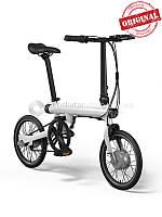 Электровелосипед Xiaomi (Mi) Mijia QiCycle Folding Electric Bike (белый)