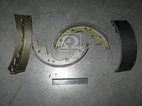 Колодка тормозной барабан. IVECO DAILY 30.8/40.8 задней (Производство ABS) 8714