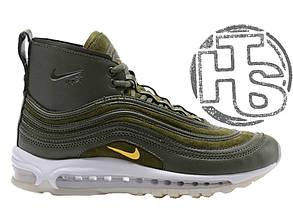 Мужские кроссовки Nike Air Max 97 Mid x RT Riccardo Tisci Green 913314-002