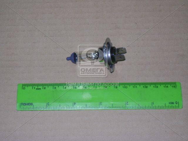 Лампа фарная АКГ 12-55 ГАЗЕЛЬ, ВОЛГА, НИВА галоген. (производство Брест) (арт. АКГ 12-55 (Н7))