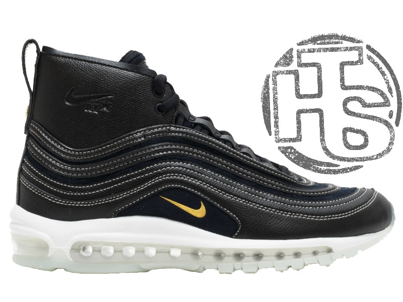 Мужские кроссовки Nike Air Max 97 Mid x RT Riccardo Tisci Black 913314-001