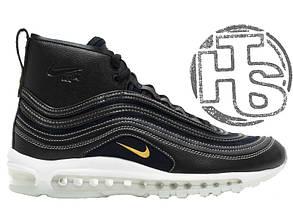 Мужские кроссовки Nike Air Max 97 Mid x RT Riccardo Tisci Black 913314-001