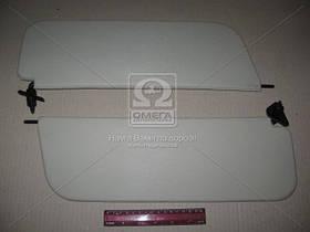 Козырек солнцезащитный ВАЗ 2106 жест. (производство Россия) (арт. 2106-8204010/11), ABHZX