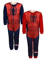 Пижама комбинезон  для мальчиков Spider-Man, размеры 98-128, MICKEY, арт. 832-306
