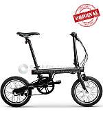 Электровелосипед Xiaomi (Mi) Mijia QiCycle Folding Electric Bike (черный)