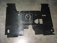 Коврик пола кабины МТЗ (комплект 2 шт. лев/прав) МК (производство Беларусь), AAHZX