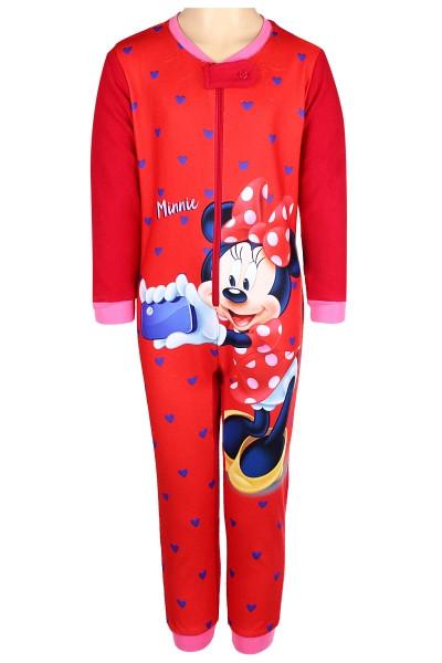 Пижама комбинезон для девочек Minnie bc858049cec93