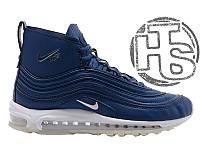 Мужские кроссовки Nike Air Max 97 Mid x RT Riccardo Tisci Blue 913314-005