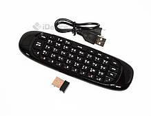 Пульт ДУ С120 air mouse, клавиатура, фото 2