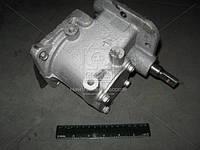 Коробка отбора мощности ГАЗ САЗ-4509 (КПП 5-ступенчатый.) НШ-32 кор.шток (производство ГАЗ) 4509-4202010-10, AHHZX