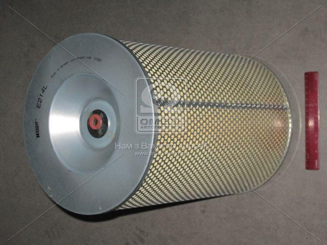 Фильтр воздушный IVECO EUROCARGO, MAN L,M2000 (TRUCK) (производство Hengst) (арт. E214L), AFHZX