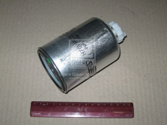 Фильтр топливный (TRUCK) (производство Hengst) (арт. H70WK03), ACHZX