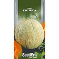 Семена Дыня Канталупа 10 семян SeedEra