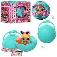 Кукла сюрприз аналог LOL в шарике- Отличный подарок на Николая