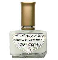 El Corazon Лечебная основа под лак Perfect Nails № 418 Iron Hard (Железная твердость), фото 1