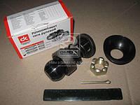 Ремкомплект тяги рулевой КАМАЗ (полный)(продольный с пыльником 5320-3414036)  (арт. 5320-3414032/36), ABHZX