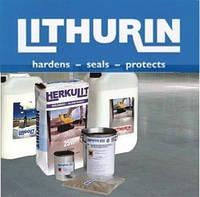 Lithurin — пропитка для укрепления и обеспыливания старых и новых бетонных поверхностей