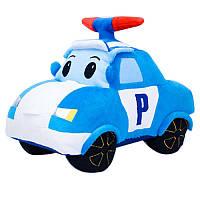 Мягкая игрушка из мультфильма Поли Машинка Поли22 см, Украина00663-51