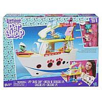 Игровой набор Круизный корабль  Littlest Pet Shop LPS Cruise Ship PlaysetC1159