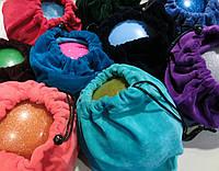 Чехол-сумка для гимнастического мяча (цвета в ассортименте)