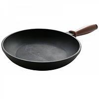 Сковорода чугунная Берлика 180х35 мм