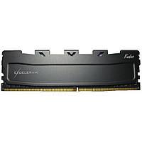 Модуль Памяти Для Компьютера Ddr4 4Gb 2400 Mhz Black Kudos Exceleram (Ekblack4042415A) 1, 2400 Mhz, Cl15, 1.2